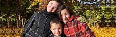 Barn och zonterapi